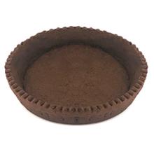 Base para mini torta chocolate - circular 15cm