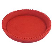 Base para mini torta chocolate - color 15cm