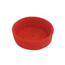 Base para mini torta chocolate - color 8,4cm